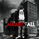 Icey - August Fall mixtape cover art