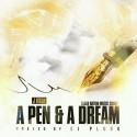 J. Kush - A Pen & A Dream mixtape cover art