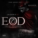Jhonny 1k - E.O.D. 2 (End Of Discussion) mixtape cover art