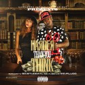 Kae Hard - Harder Then You Think mixtape cover art