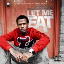 KC Da Beatmonster - Let Me Eat mixtape cover art