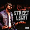 Kenny Kleron - Street Legit mixtape cover art