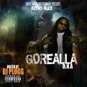 Keyno Slice - Gorealla D.N.A. mixtape cover art