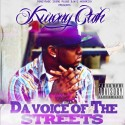 Kwony Cash - Da Voice Of The Streets mixtape cover art
