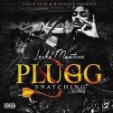 Leoko Montana - Plugg Snatching mixtape cover art