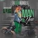 Leon DoinNumberz - Man Of The Year mixtape cover art