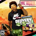 Lil Mail - Delivery 2 The Streetz mixtape cover art
