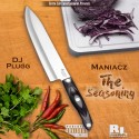 Maniacz - The Seasoning mixtape cover art
