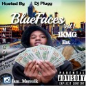 Marco 1K - BlueFaces mixtape cover art