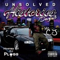 Mista CJ - Unsolved Histories Day 3 mixtape cover art