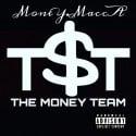 Money Macca - The Money Team mixtape cover art