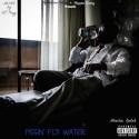 Moochie Kodakk - Pissin Fiji Water mixtape cover art