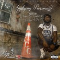 Mykko Montana - Applying Pressure 2 mixtape cover art
