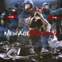 New Age Outlawz mixtape cover art