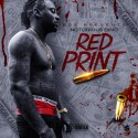 Notoriou5 Bino - The Red Print mixtape cover art