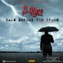 P-Nyce - Calm Before The Storm  mixtape cover art