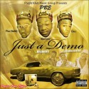 Project Boss Effect - Just A Demo mixtape cover art