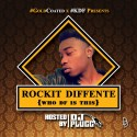 Rockit Diffente - Who DF Is This mixtape cover art