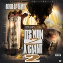 Ronte Da Giant - It's Nun 2 A Giant 2 mixtape cover art
