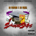 Scholarships mixtape cover art