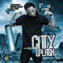 Scrilly Marz - City On Splash mixtape cover art