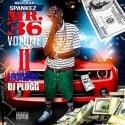 Spankez - Mr. 36 2 mixtape cover art