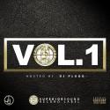 SSRL Vol. 1 mixtape cover art