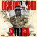 SV Tha God - #OriginsOfThaGod  mixtape cover art