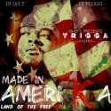 TriggaMan 7th - Made In Amerika Land Of The Free mixtape cover art