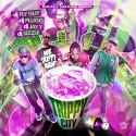 Trippy City mixtape cover art