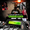 UnHeard Music mixtape cover art