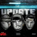 Uplife - The Update mixtape cover art