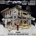 Welcome 2 MobbLand mixtape cover art