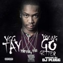YGG Tay - Young Go Getter mixtape cover art