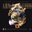 YSL Tha Track God - All Or Nothing mixtape cover art