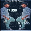 Yung Stunna - I Got Bars 2 mixtape cover art