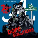 Zone4Nut - Dope Solutions mixtape cover art