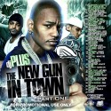 The New Gun In Town, Part 1 mixtape cover art