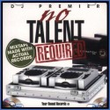 No Talent Required mixtape cover art