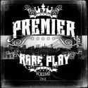Rare Play mixtape cover art