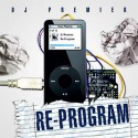 Re-Program mixtape cover art