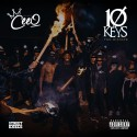 10 Keys The Mixtape mixtape cover art