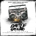 Battle Ground: The Mixtape 2 mixtape cover art