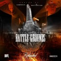 Battle Ground: The Mixtape 4 mixtape cover art
