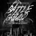 Battle Ground: The Mixtape 5 mixtape cover art