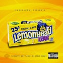 Champ & MV - Lemondhead Lean mixtape cover art