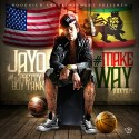 Jayo - #Makeway Mixtape mixtape cover art