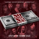 No Check, No Respect 4 mixtape cover art