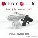 Rek & Doodie - Headphone Music 2 mixtape cover art