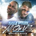 Self Paid - All On Us mixtape cover art